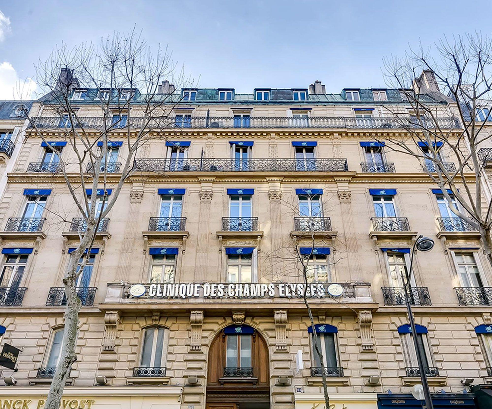 Le Dr Cohen à la Clinique des Champs Elysées à Paris | Dr Cohen